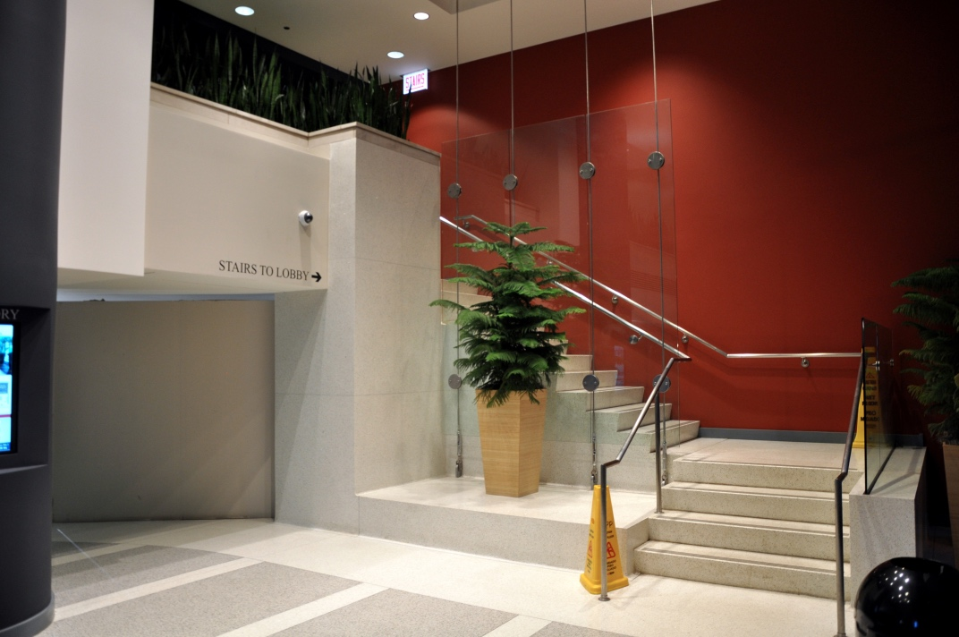 155 N. Michigan Ave. Suite 506, front lobby, John Knoerzer LCSW